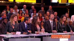 Caroline Ithurbide et Magali Berdah dans c'est Que de la Télé - 21/02/18 - 23