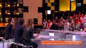 Caroline Ithurbide et Magali Berdah dans c'est Que de la Télé - 21/02/18 - 24