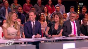 Caroline Ithurbide et Stéphanie Loire dans c'est Que de la Télé - 26/03/18 - 02