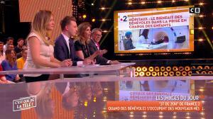 Caroline Ithurbide et Stéphanie Loire dans c'est Que de la Télé - 26/03/18 - 04