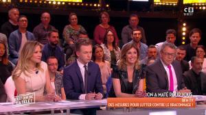Caroline Ithurbide et Stéphanie Loire dans c'est Que de la Télé - 26/03/18 - 06
