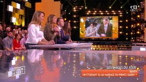 Caroline Ithurbide, Stéphanie Loire et FrancesÇa Antoniotti dans c'est Que de la Télé - 11/01/18 - 02