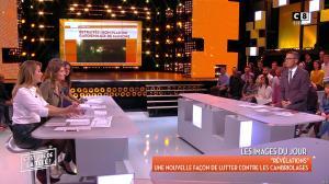 Caroline Ithurbide, Stéphanie Loire et FrancesÇa Antoniotti dans c'est Que de la Télé - 11/01/18 - 03