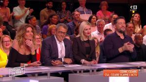 Caroline Ithurbide et Tatiana Laurens Delarue dans c'est Que de la Télé - 04/05/18 - 01