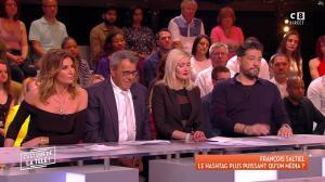Caroline Ithurbide et Tatiana Laurens Delarue dans c'est Que de la Télé - 04/05/18 - 03
