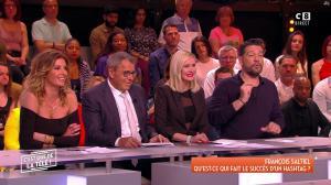Caroline Ithurbide et Tatiana Laurens Delarue dans c'est Que de la Télé - 04/05/18 - 04