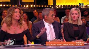 Caroline Ithurbide et Tatiana Laurens Delarue dans c'est Que de la Télé - 04/05/18 - 06
