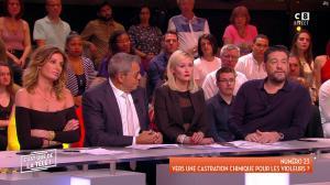 Caroline Ithurbide et Tatiana Laurens Delarue dans c'est Que de la Télé - 04/05/18 - 07