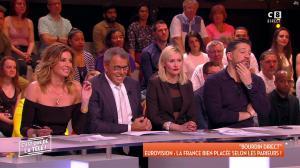 Caroline Ithurbide et Tatiana Laurens Delarue dans c'est Que de la Télé - 04/05/18 - 08