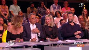 Caroline Ithurbide et Tatiana Laurens Delarue dans c'est Que de la Télé - 04/05/18 - 10