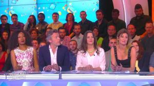 Caroline Ithurbide dans Touche pas à mon Poste - 18/03/16 - 07