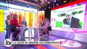 Caroline Ithurbide et Véronique Mounier dans William à Midi - 26/04/18 - 05