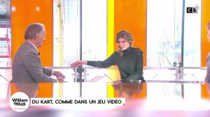 Caroline Ithurbide dans William à Midi - 14/12/17 - 01
