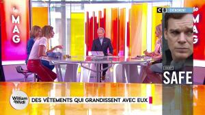Caroline Ithurbide dans William à Midi - 15/05/18 - 08