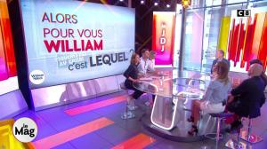 Caroline Ithurbide dans William à Midi - 16/05/18 - 01