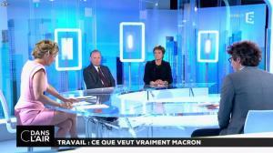 Caroline Roux dans C dans l'Air - 07/06/17 - 01
