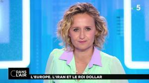 Caroline Roux dans C dans l'Air - 17/05/18 - 01