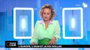 Caroline Roux dans C dans l'Air - 17/05/18 - 02