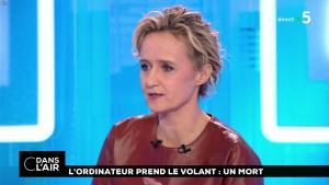 Caroline Roux dans C dans l'Air - 20/03/18 - 04