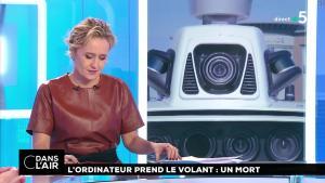 Caroline Roux dans C dans l'Air - 20/03/18 - 05