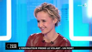 Caroline Roux dans C dans l'Air - 20/03/18 - 08