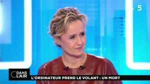 Caroline Roux dans C dans l'Air - 20/03/18 - 17