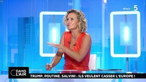 Caroline Roux dans C dans l'Air - 21/08/18 - 06