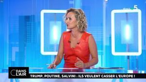 Caroline Roux dans C dans l'Air - 21/08/18 - 07