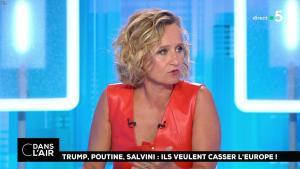Caroline Roux dans C dans l'Air - 21/08/18 - 09