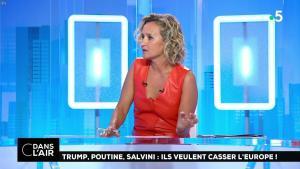 Caroline Roux dans C dans l'Air - 21/08/18 - 10