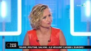 Caroline Roux dans C dans l'Air - 21/08/18 - 11