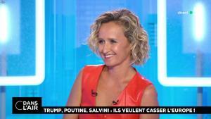 Caroline Roux dans C dans l'Air - 21/08/18 - 13