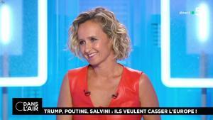 Caroline Roux dans C dans l'Air - 21/08/18 - 14