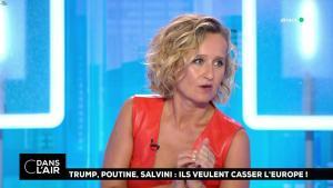 Caroline Roux dans C dans l'Air - 21/08/18 - 19