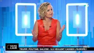 Caroline Roux dans C dans l'Air - 21/08/18 - 21