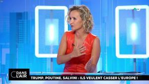 Caroline Roux dans C dans l'Air - 21/08/18 - 22