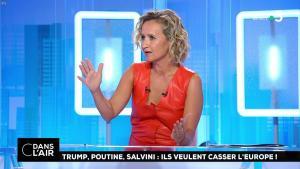 Caroline Roux dans C dans l'Air - 21/08/18 - 23