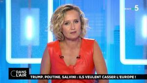 Caroline Roux dans C dans l'Air - 21/08/18 - 30