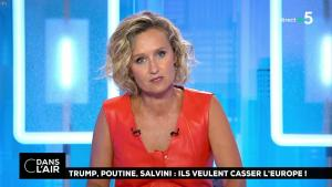 Caroline Roux dans C dans l'Air - 21/08/18 - 31