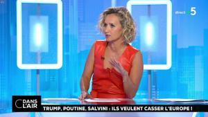 Caroline Roux dans C dans l'Air - 21/08/18 - 34