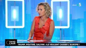 Caroline Roux dans C dans l'Air - 21/08/18 - 36