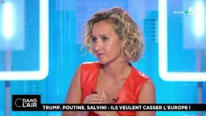Caroline Roux dans C dans l'Air - 21/08/18 - 39
