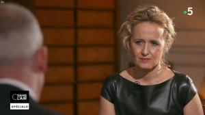 Caroline Roux dans C dans l'Air - 28/03/18 - 02