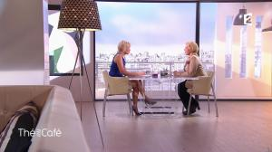 Catherine Ceylac dans The ou Cafe - 01/10/17 - 03