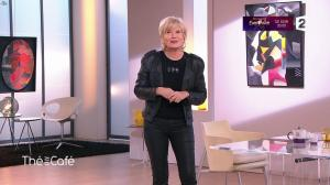 Catherine Ceylac dans The ou Cafe - 13/01/18 - 01