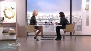 Catherine Ceylac dans The ou Cafe - 16/12/17 - 01