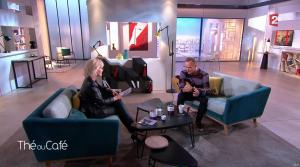 Catherine Ceylac dans The ou Cafe - 19/11/16 - 05