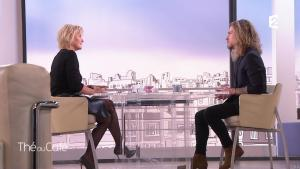 Catherine Ceylac dans The ou Cafe - 21/01/17 - 02