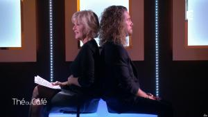 Catherine Ceylac dans The ou Cafe - 21/01/17 - 05