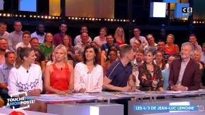 Charlotte Gabris et Kelly Vedovelli dans Touche pas à mon Poste - 30/05/18 - 03